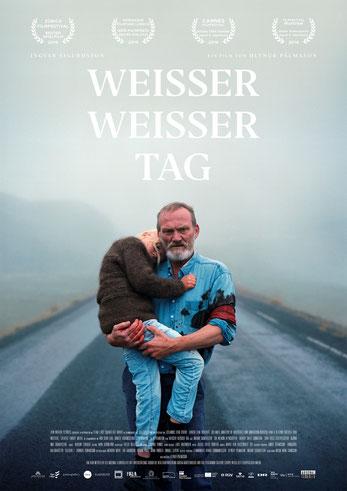 Weisser Weisser Tag Plakat