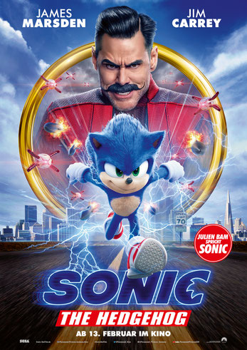 Sonic Plakat