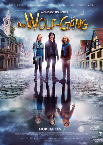 Die Wolf-Gang Plakat