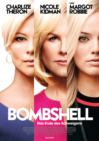 Bombshell Plakat