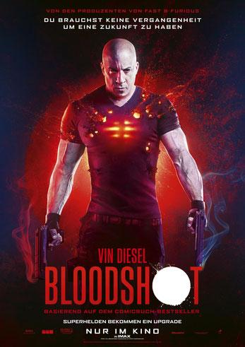 Bloodshot Plakat