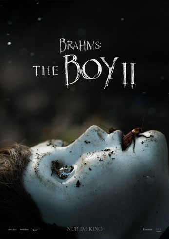 brahms The Boy 2 Plakat
