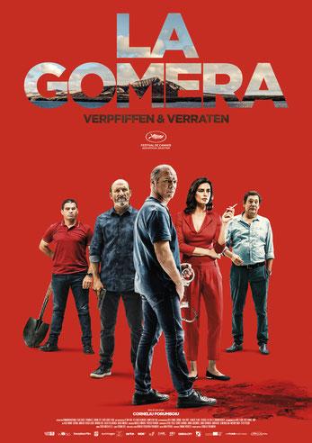 La Gomera Plakat