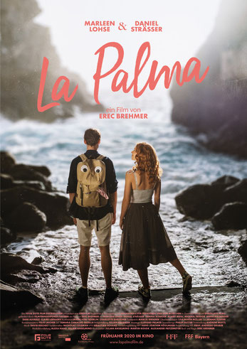 La Palma Plakat