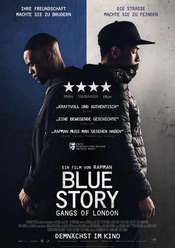 Blue Story Plakat