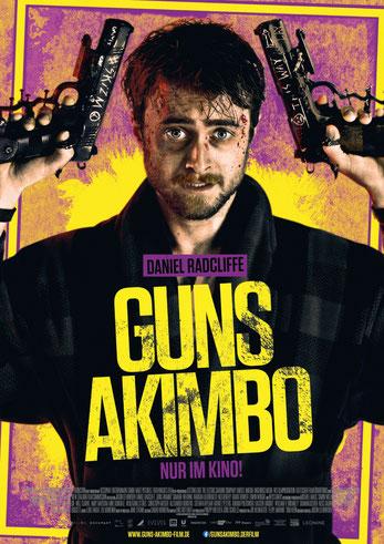 Guns Akimbo Plakat