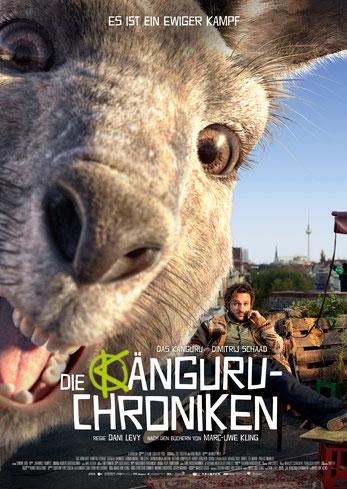 Die Känguru-Chroniken Plakat