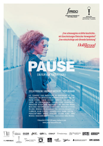 Pause Plakat