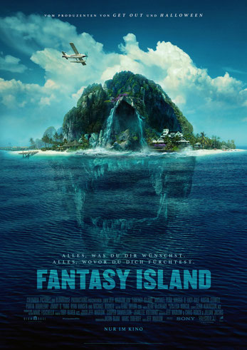 Fantasy Island Plakat