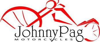 Johnny Pag Motorcycle Logo