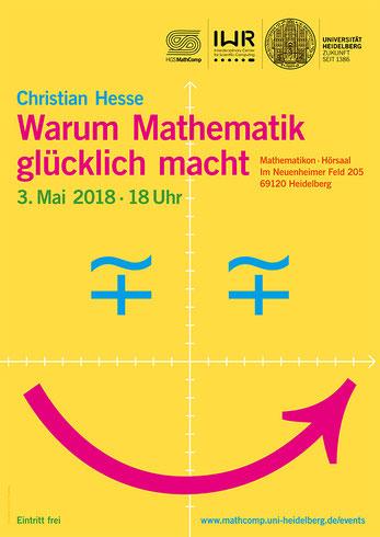 Plakat Heidelberg, Christian Hesse
