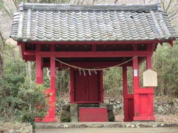 伊豆神社 本宮