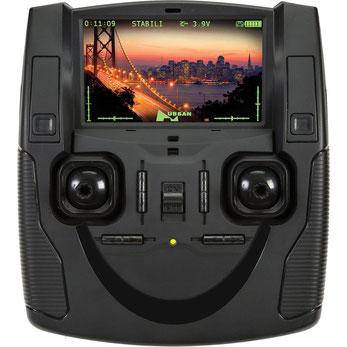 Hubsan FPV X4 H107D remote control