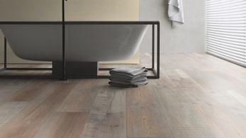 plancher en vinyle rigide