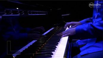 Yéyé Faye en répétitions, yéyé faye piano, yéyé faye adn, yéyé faye beauvais, yéyé faye jazz, yéyé faye auditorium