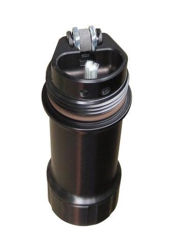 Benzinfeuerzeug SolidBoon light - Outdoor Feuerzeug - Schraubkappenfeuerzeug