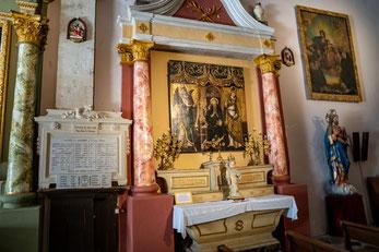 Bild: Bargemon im Var mit Eglise Saint-Étienne
