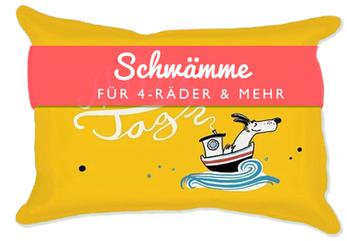 Schwämme - Für 4-Räder & mehr - Bootshund - Text und Illustration Judith Ganter - Verlag Rannenberg & Friends