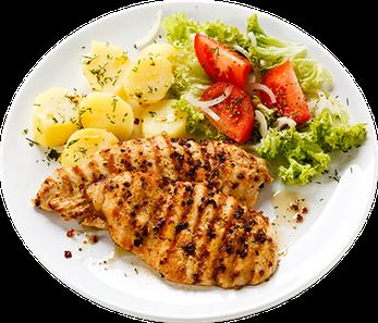 Mittagessen - Mahlzeit Catering
