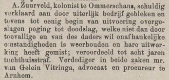 Provinciale Overijsselsche en Zwolsche courant 15-10-1881