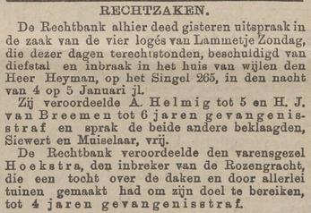 Het nieuws van den dag : kleine courant 29-06-1901