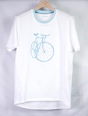 ロードバイク,Tシャツ,かわいい,カジュアル