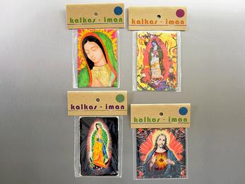 Magnete Jesús & Guadalupe