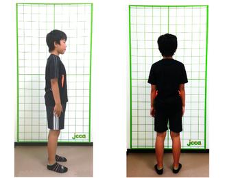 姿勢の評価