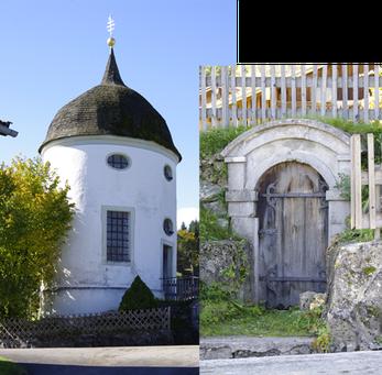 Erdstall in Reichersdorf und Allerheiligenkapelle