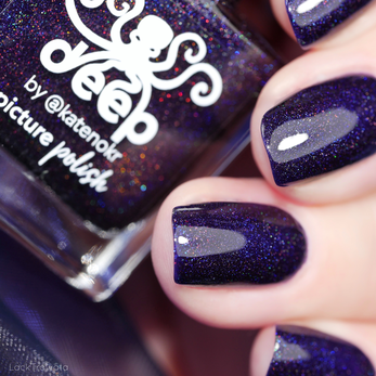picture polish • deep (by katenokr) • Collaboration Shades Collection (released November 2019)
