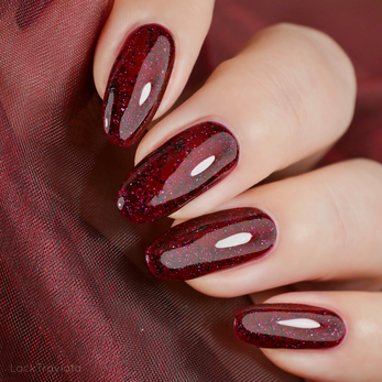 picture polish • red room (Collaboration shades 2021 - by @Hypnotic Polish)