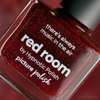 picture polish • red room (Collaboration shades 2021 - by @Hypnotic Polish)picture polish • red room (Collaboration shades 2021 - by @Hypnotic Polish)