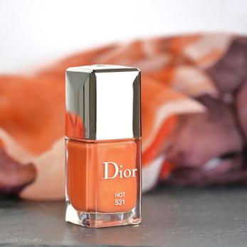 Dior • HOT 531 • Dior en Diable Collection • Fall 2018