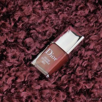 Dior • ROUGE EN DIABLE 851 • Dior en Diable Collection • Fall 2018