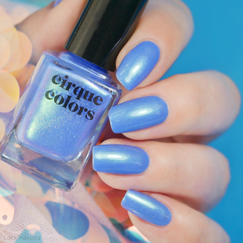 cirque colors • Anchors Away • Resort Collection (summer 2019)