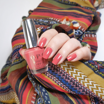 OPI • My Solar Clock is Ticking (ISL P38) • Perú Collection fall 2018