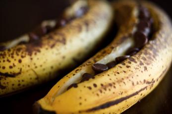 BBQ 焼きバナナ