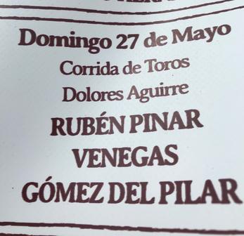 Ruben Pinar Venegas Gomez del Pilar Dolores Aguirre