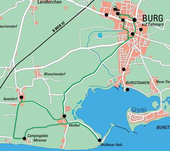 Tour 2: Bürgerbus Fehmarn (Bild: Buergerbus-Fehmarn.de)