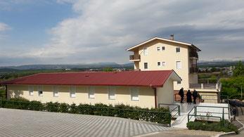 Apertura del Centro di Spiritualità e Accoglienza a Medjugorje Maria Porta del Cielo