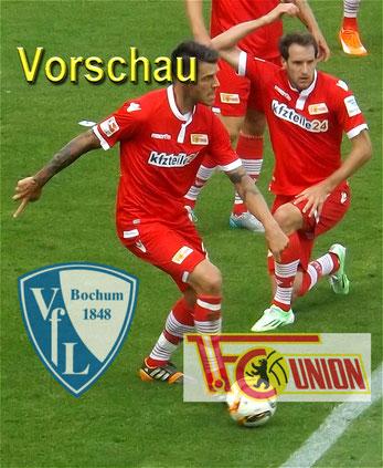 !. FC Union Berlin VfL Bochum Felixs Bastians Jens Keller