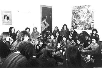 Feministisk organisering i SDS