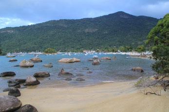 Un dernier regard sur Ilha Grande