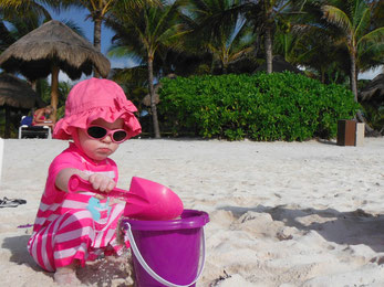 Travel Baby Beach Safety