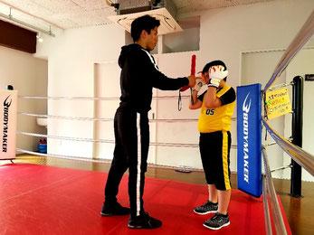 大阪 ボクシングジム