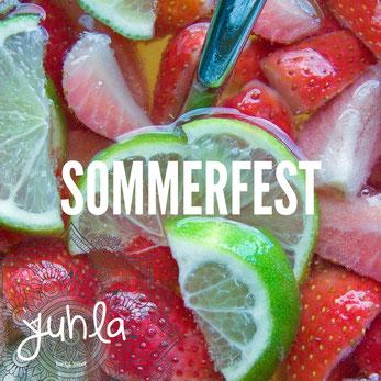 Das schönste aller Feste: SOMMERFEST! Mit unseren Ideen und Tipps kann es nur gut werden.