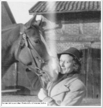 Vera von Steegen mit Temeswar