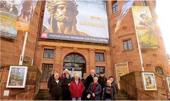 Exkursion nach Speyer