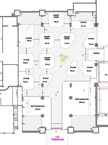 Plano Distribución AREA SMART HOME (actualizado marzo 2020)