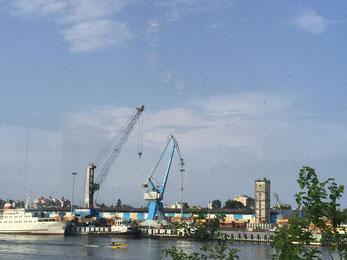 Hafen von Bandar Anzali